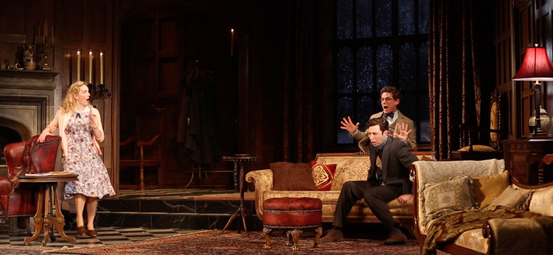 The Mousetrap – McCarter Theatre Center