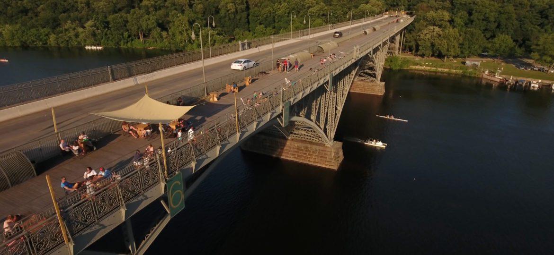 Parks on Tap – Strawberry Mansion Bridge