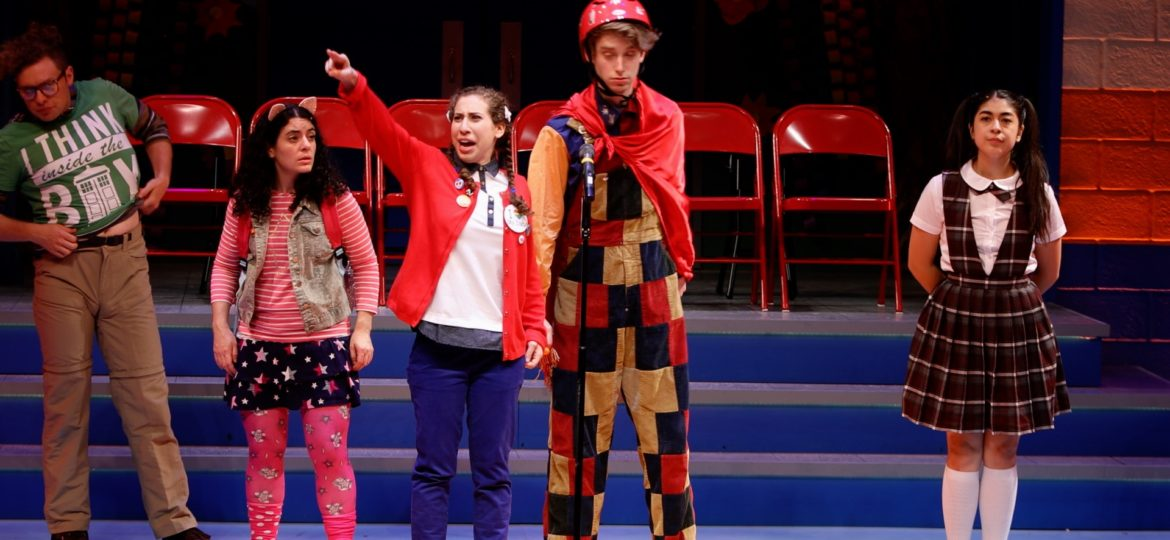 The 25th Annual Putnam County Spelling Bee – Bristol Riverside Theatre